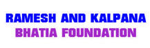 Ramesh and kalpana bhatia foundation